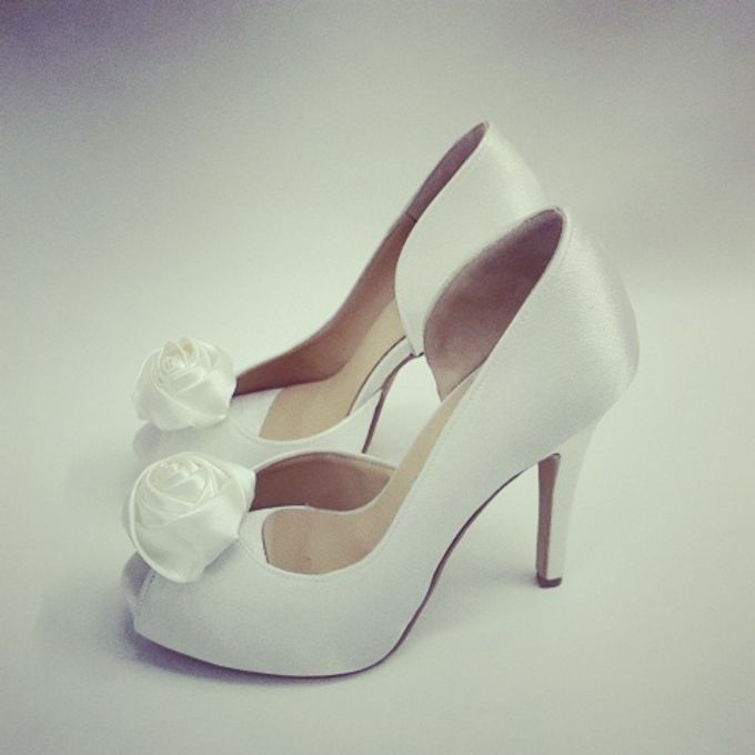 Shoes For Wedding by Moments Shoe - 002