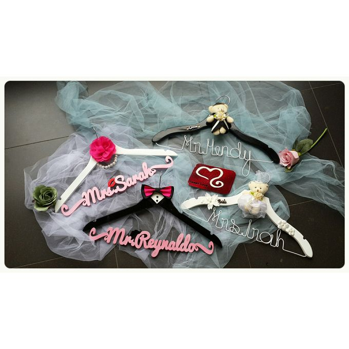 Wedding Hanger Name by Sweetlovecollection - 013