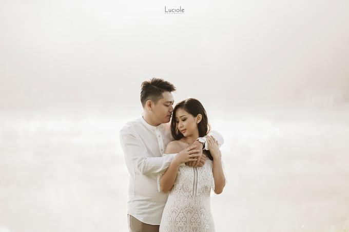 Prewedding at Bandung (Kelvin Yohana) by Luciole Photography - 006