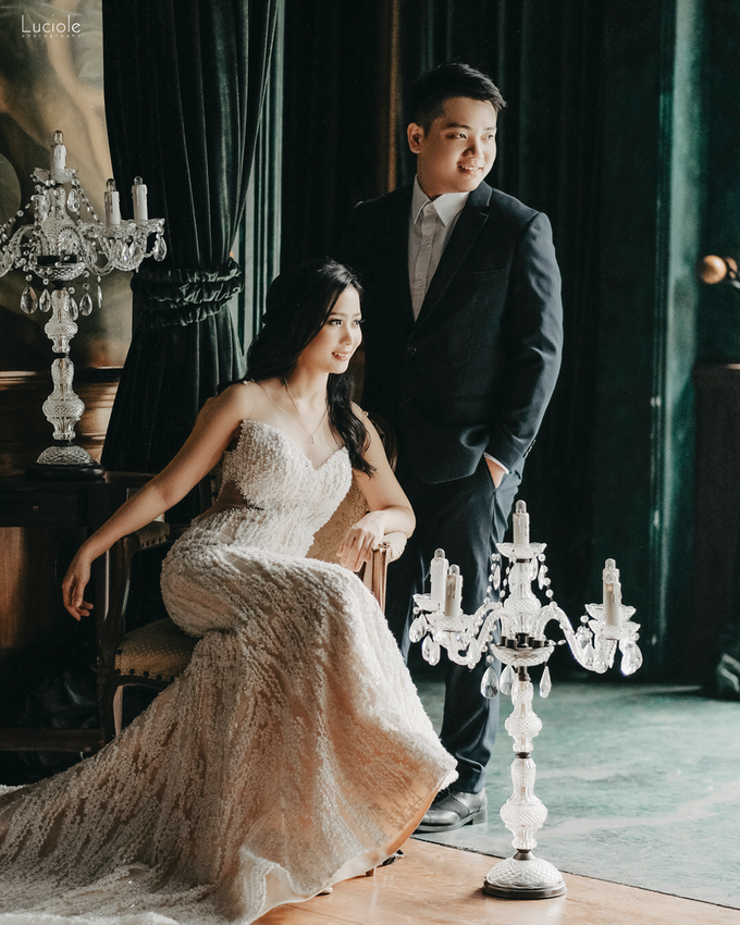 Prewedding at Bandung (Kelvin Yohana) by Luciole Photography - 030