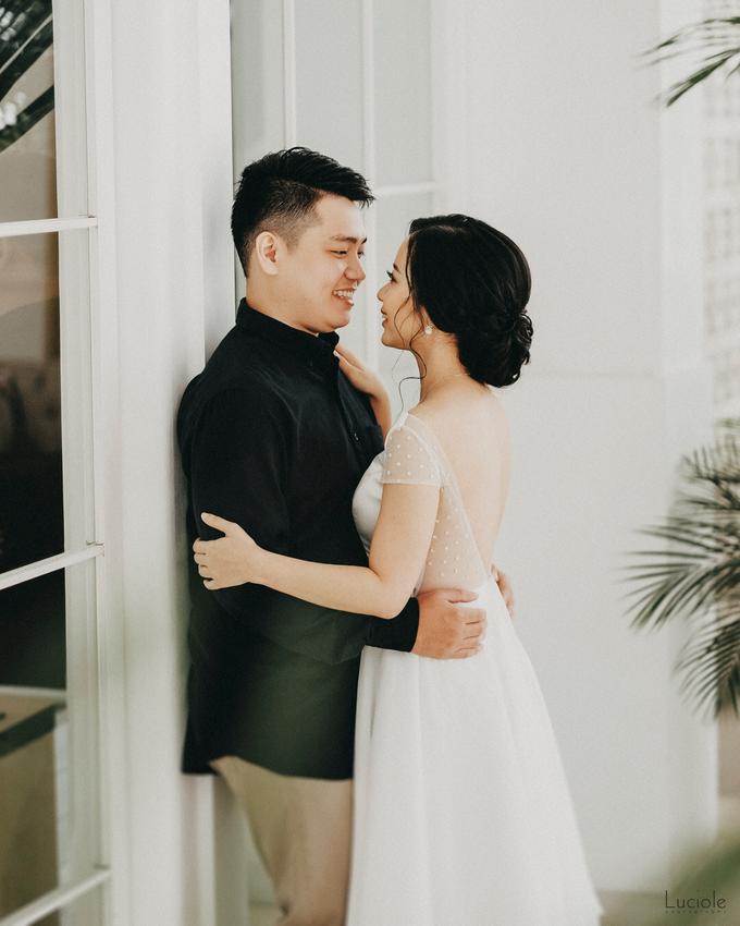 Prewedding at Bandung (Kelvin Yohana) by Luciole Photography - 036