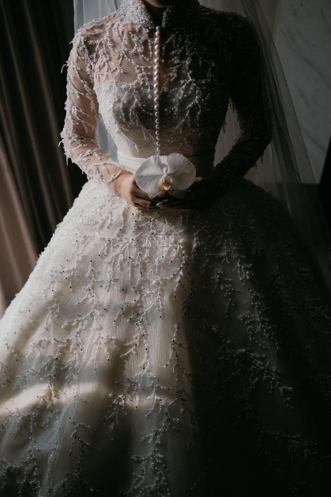 Wedding Kunthara Giselle at Semarang by Luciole Photography - 003