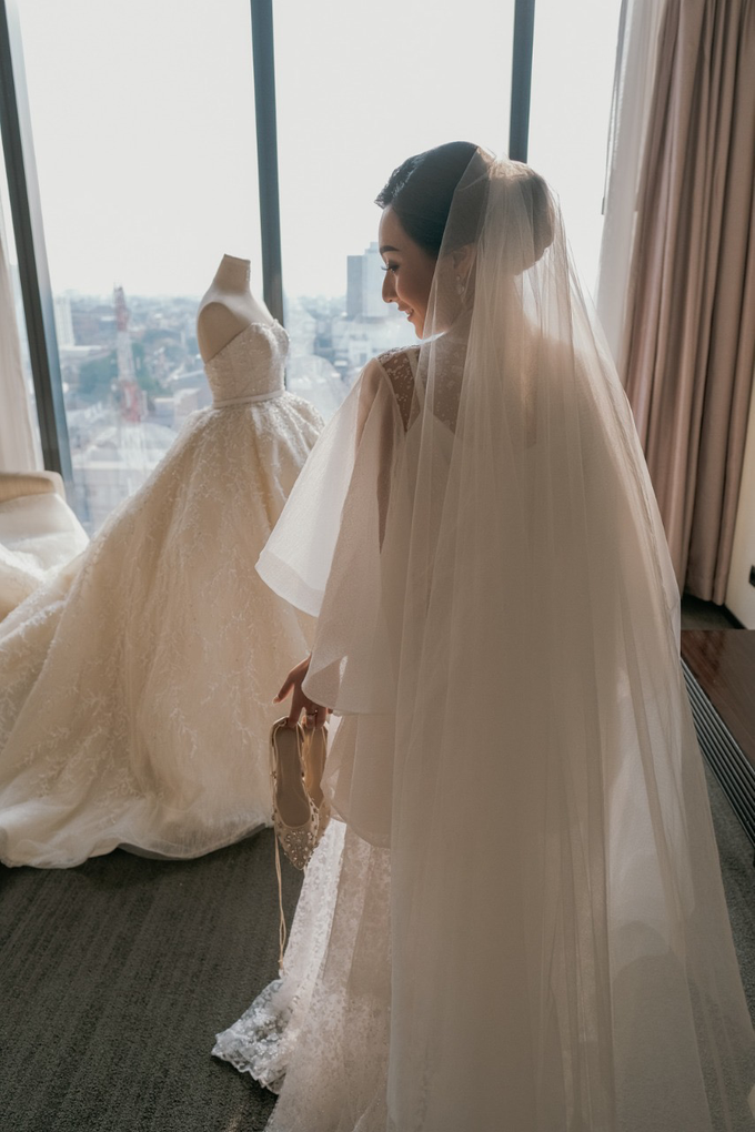Wedding Kunthara Giselle at Semarang by Luciole Photography - 002