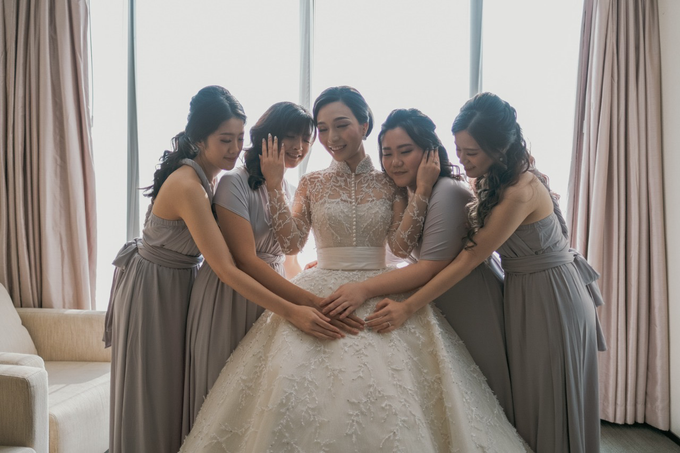 Wedding Kunthara Giselle at Semarang by Luciole Photography - 004