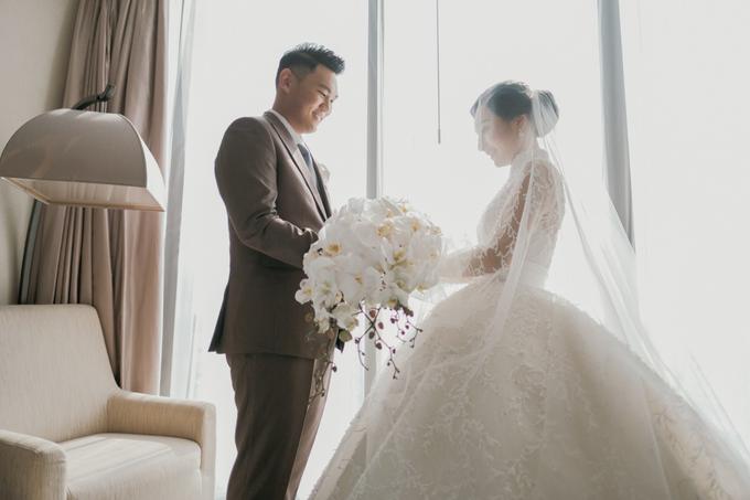Wedding Kunthara Giselle at Semarang by Luciole Photography - 008