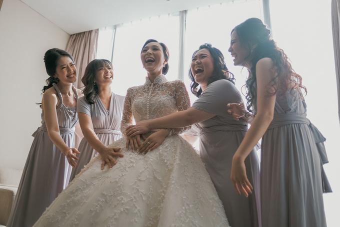 Wedding Kunthara Giselle at Semarang by Luciole Photography - 007