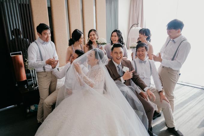 Wedding Kunthara Giselle at Semarang by Luciole Photography - 009