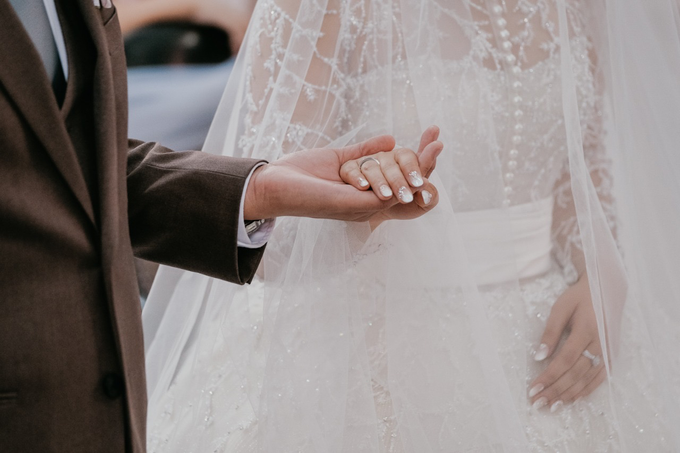 Wedding Kunthara Giselle at Semarang by Luciole Photography - 013