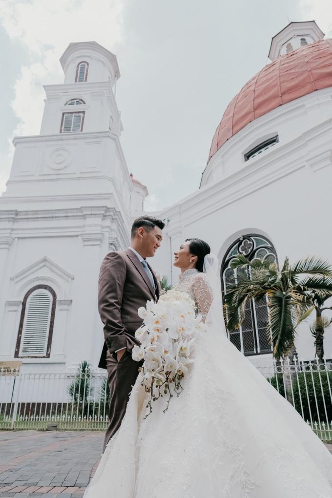 Wedding Kunthara Giselle at Semarang by Luciole Photography - 015
