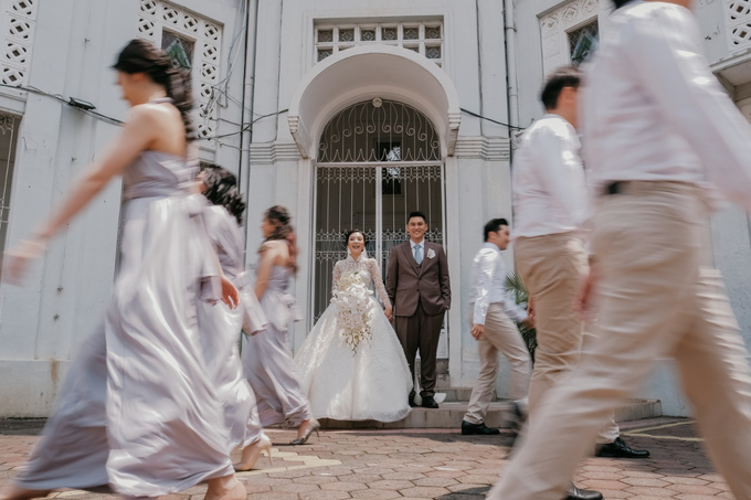 Wedding Kunthara Giselle at Semarang by Luciole Photography - 016