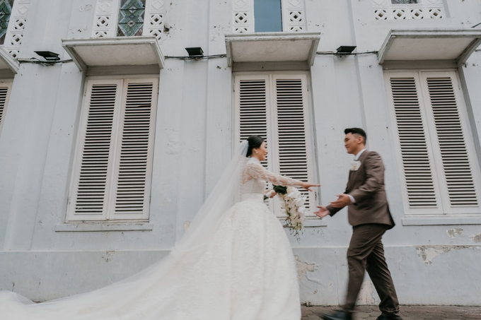Wedding Kunthara Giselle at Semarang by Luciole Photography - 018