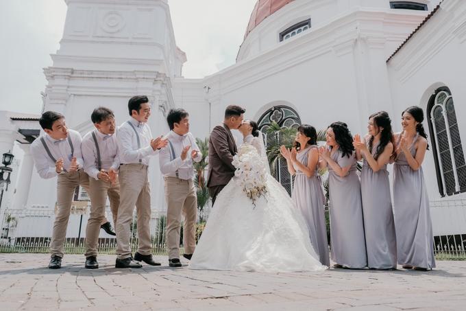 Wedding Kunthara Giselle at Semarang by Luciole Photography - 017