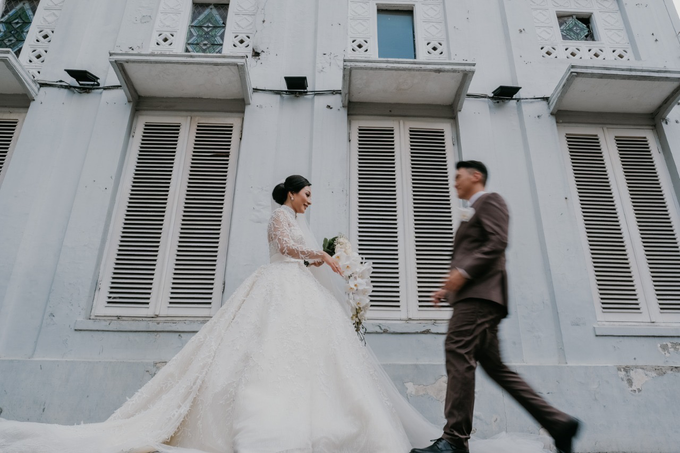 Wedding Kunthara Giselle at Semarang by Luciole Photography - 019