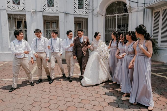 Wedding Kunthara Giselle at Semarang by Luciole Photography - 020
