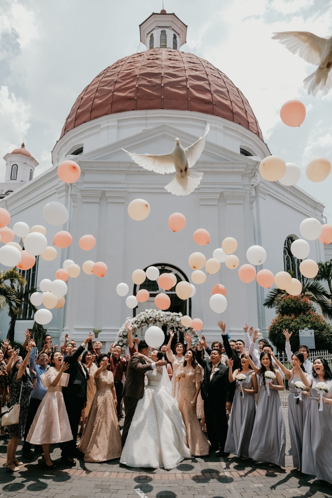 Wedding Kunthara Giselle at Semarang by Luciole Photography - 023