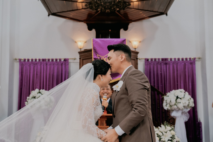 Wedding Kunthara Giselle at Semarang by Luciole Photography - 028