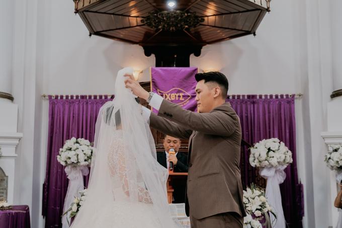Wedding Kunthara Giselle at Semarang by Luciole Photography - 027