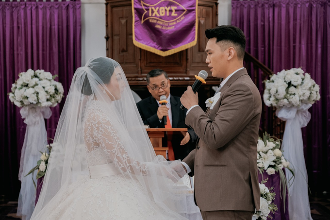 Wedding Kunthara Giselle at Semarang by Luciole Photography - 029