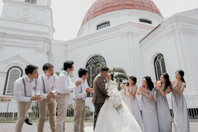 Wedding Kunthara Giselle at Semarang by Luciole Photography - 031