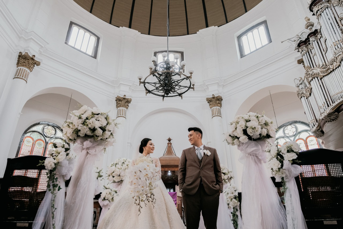 Wedding Kunthara Giselle at Semarang by Luciole Photography - 030