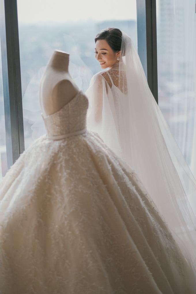 Wedding Kunthara Giselle at Semarang by Luciole Photography - 033