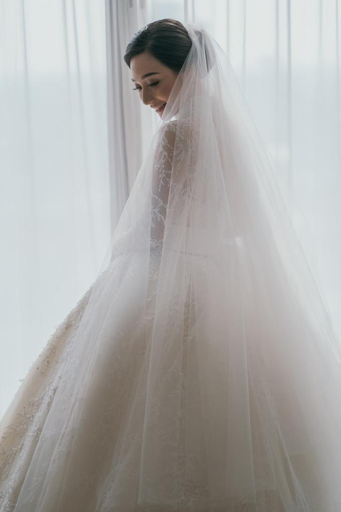 Wedding Kunthara Giselle at Semarang by Luciole Photography - 036