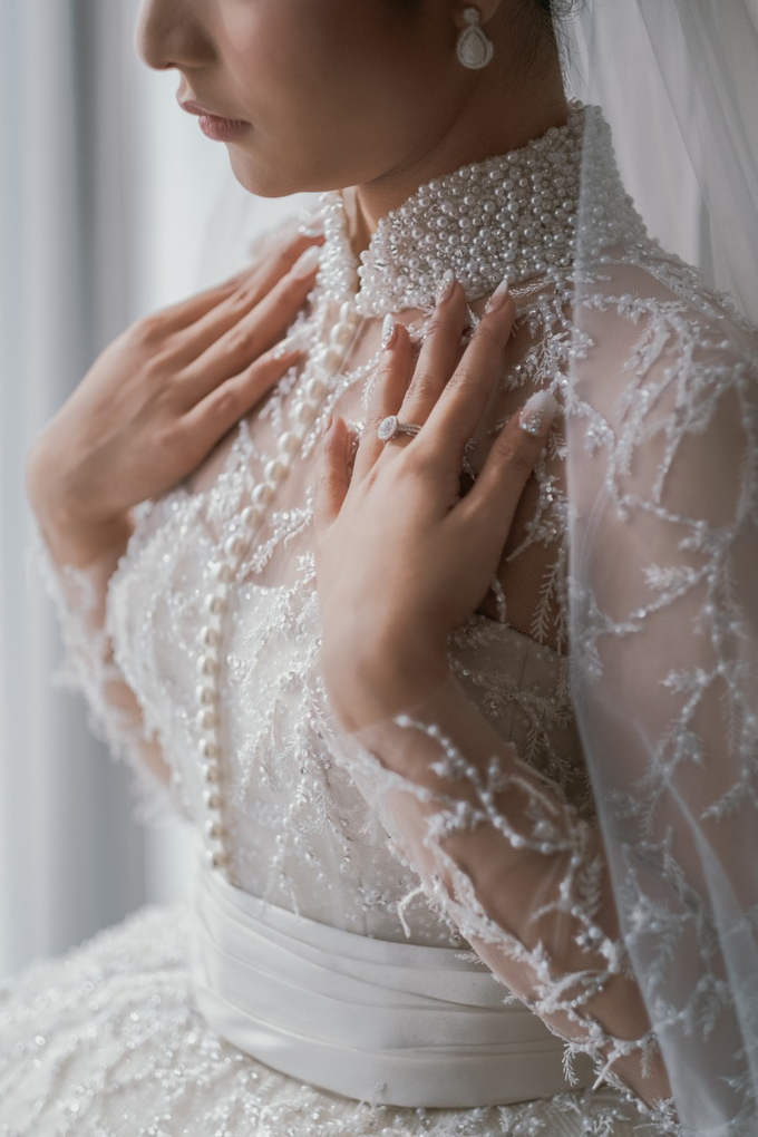 Wedding Kunthara Giselle at Semarang by Luciole Photography - 035