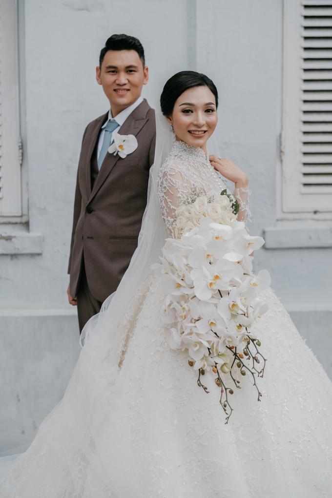 Wedding Kunthara Giselle at Semarang by Luciole Photography - 039