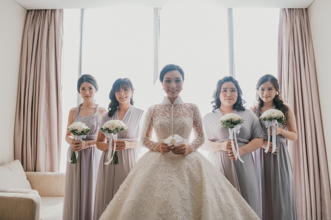 Wedding Kunthara Giselle at Semarang by Luciole Photography - 045