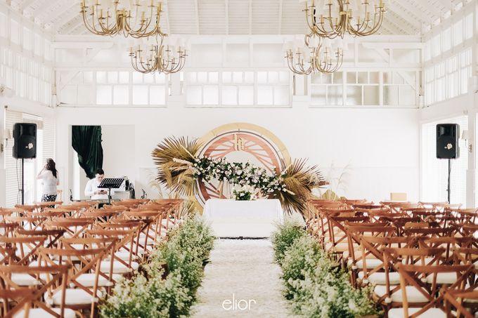The Wedding of Lucky & Ericia by Elior Design - 001