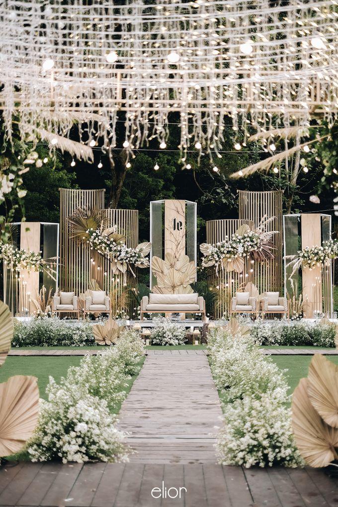 The Wedding of Lucky & Ericia by Elior Design - 015