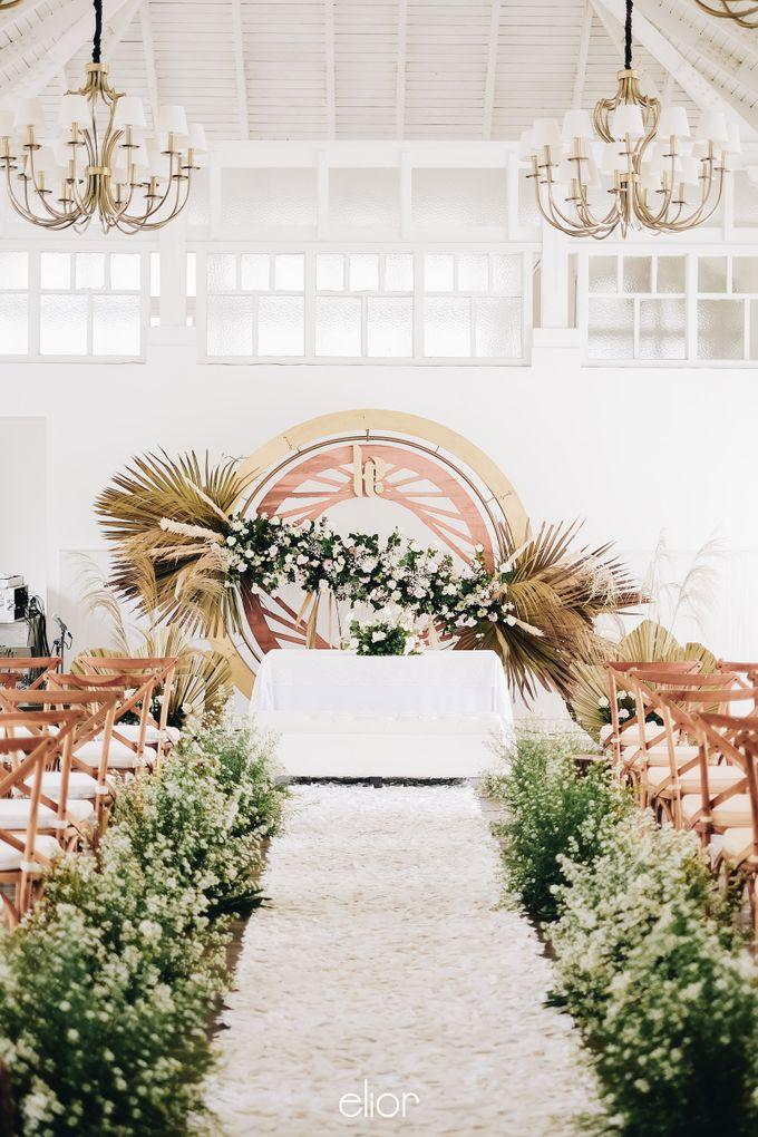 The Wedding of Lucky & Ericia by Elior Design - 002