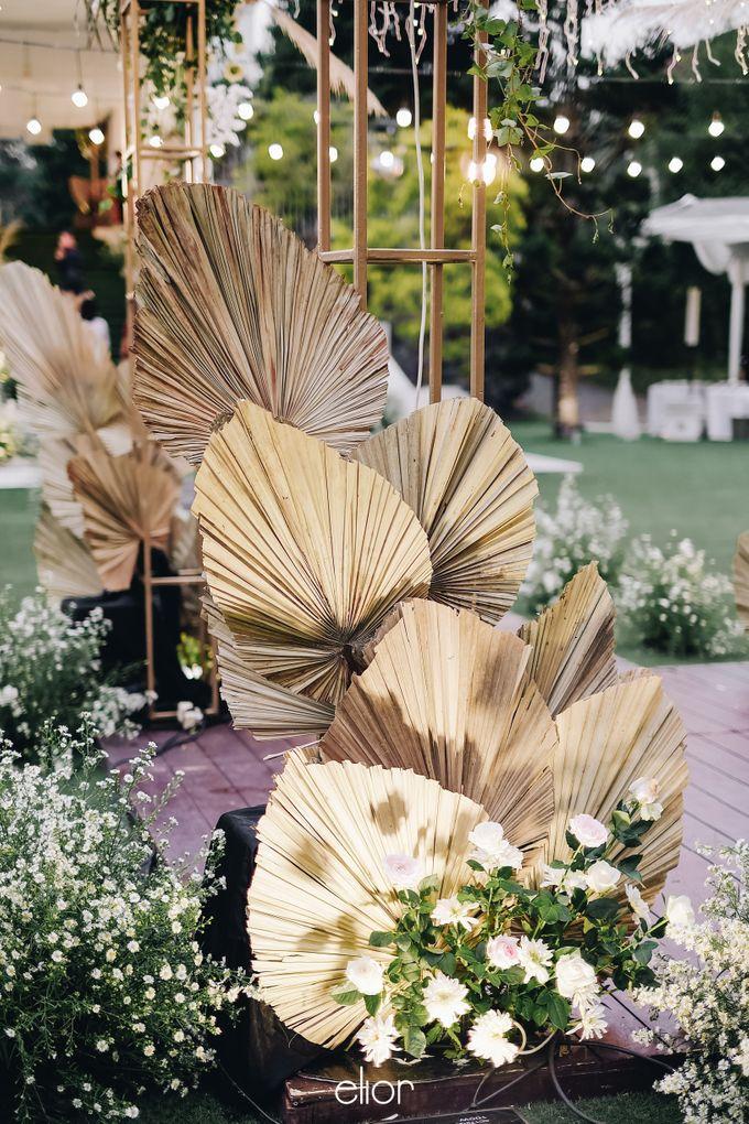 The Wedding of Lucky & Ericia by Elior Design - 021