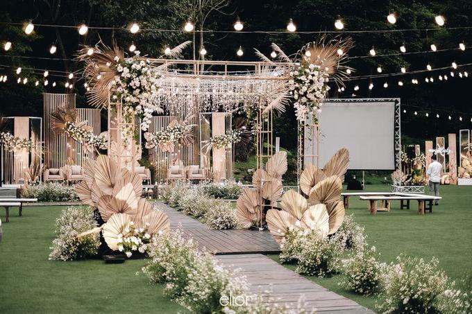 The Wedding of Lucky & Ericia by Elior Design - 022