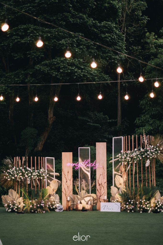 The Wedding of Lucky & Ericia by Elior Design - 024