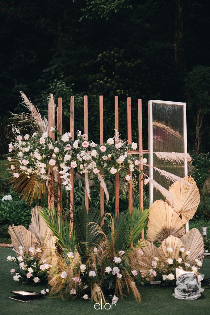 The Wedding of Lucky & Ericia by Elior Design - 025