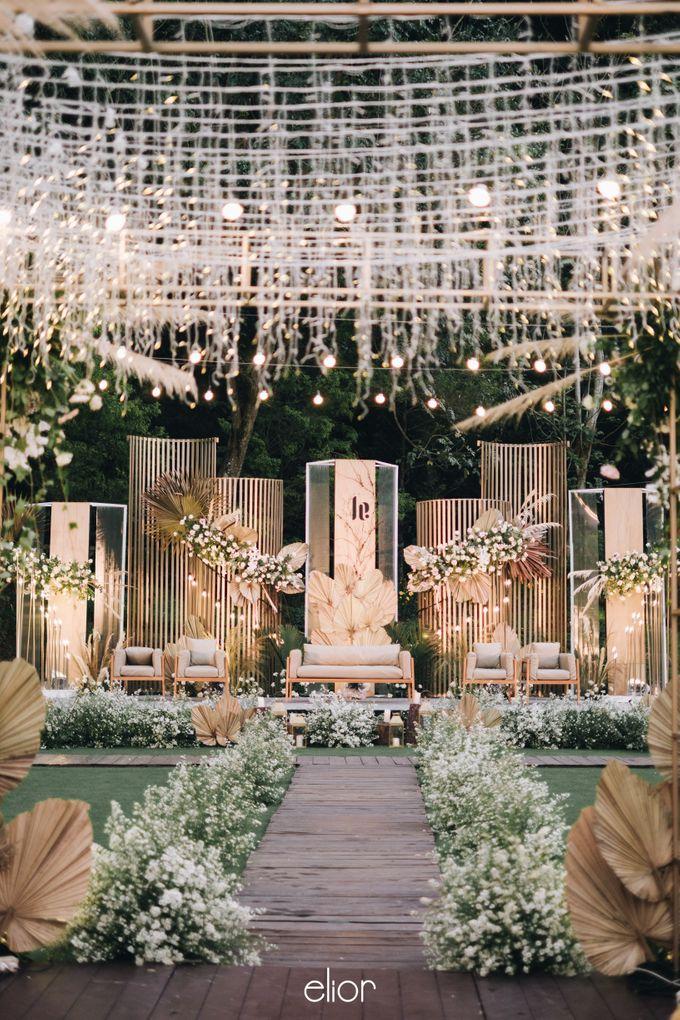 The Wedding of Lucky & Ericia by Elior Design - 027