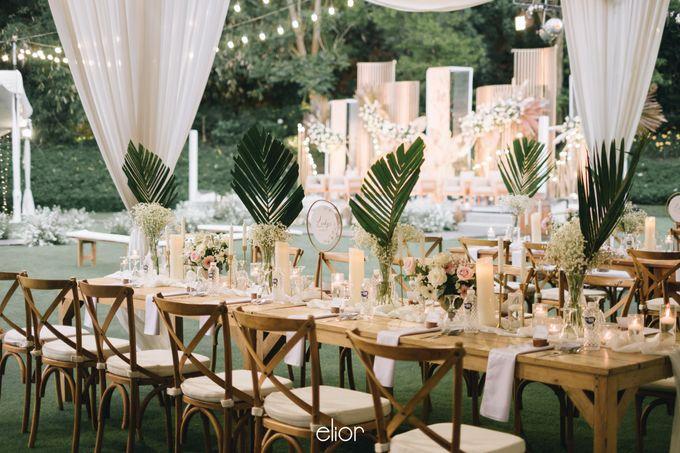 The Wedding of Lucky & Ericia by Elior Design - 033