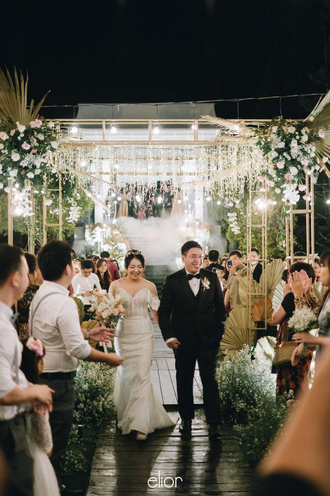 The Wedding of Lucky & Ericia by Elior Design - 037