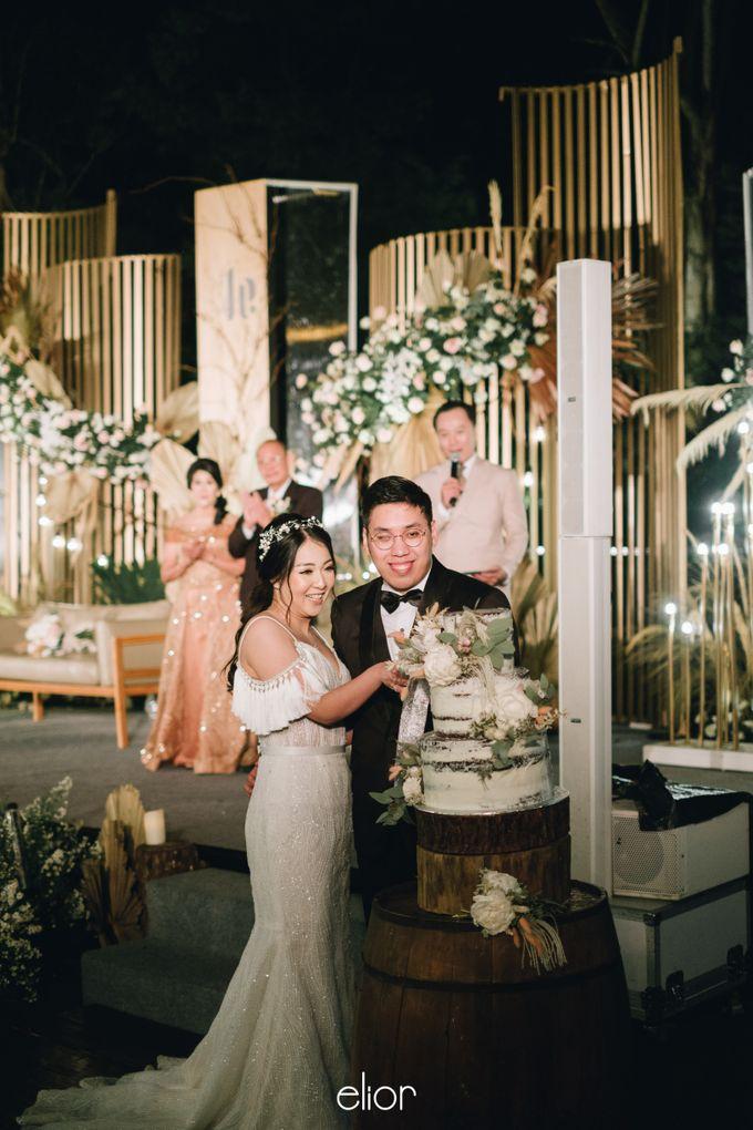 The Wedding of Lucky & Ericia by Elior Design - 038