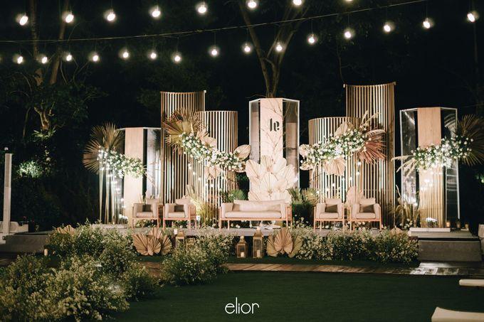 The Wedding of Lucky & Ericia by Elior Design - 039