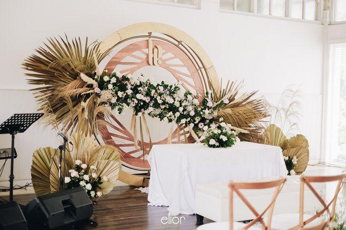 The Wedding of Lucky & Ericia by Elior Design - 004