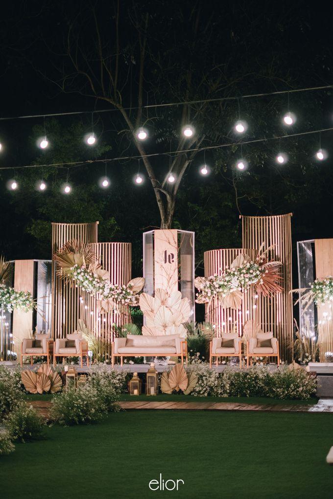 The Wedding of Lucky & Ericia by Elior Design - 040