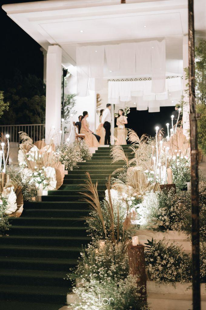 The Wedding of Lucky & Ericia by Elior Design - 042