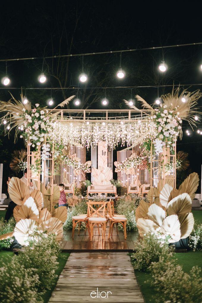 The Wedding of Lucky & Ericia by Elior Design - 043