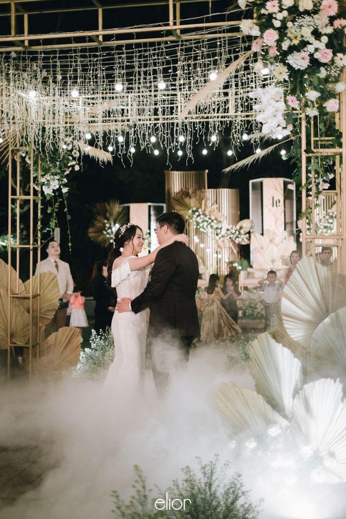 The Wedding of Lucky & Ericia by Elior Design - 044