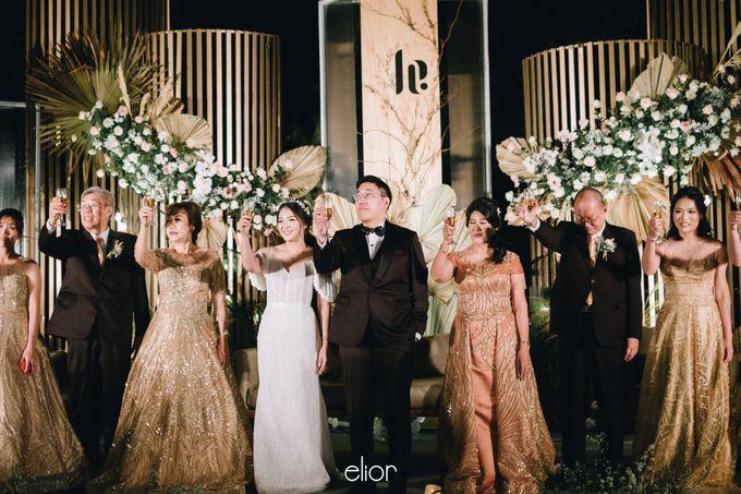 The Wedding of Lucky & Ericia by Elior Design - 045