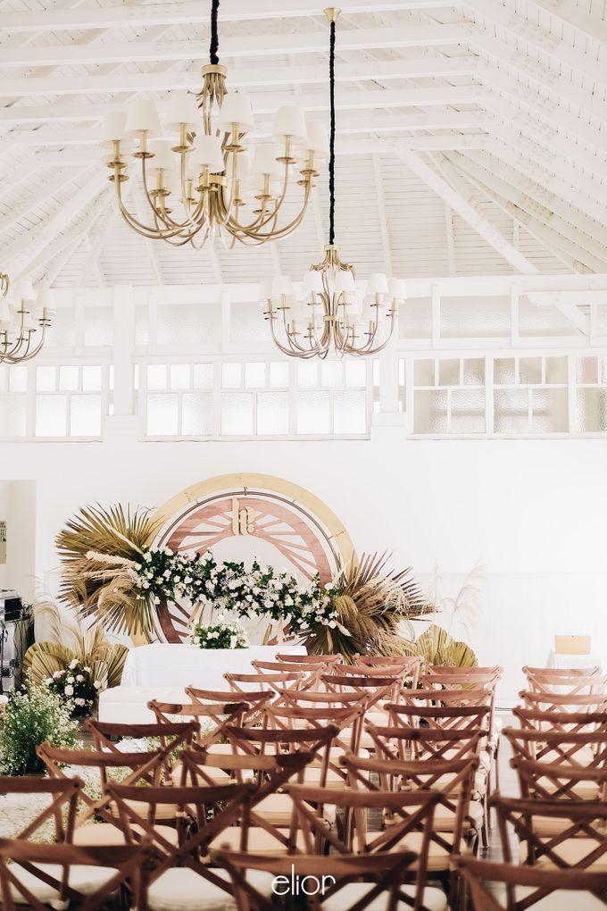 The Wedding of Lucky & Ericia by Elior Design - 005