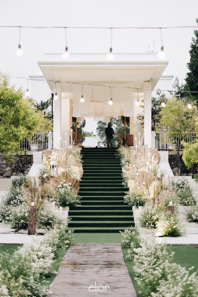 The Wedding of Lucky & Ericia by Elior Design - 006