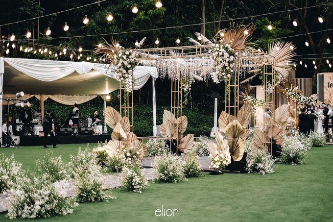 The Wedding of Lucky & Ericia by Elior Design - 007